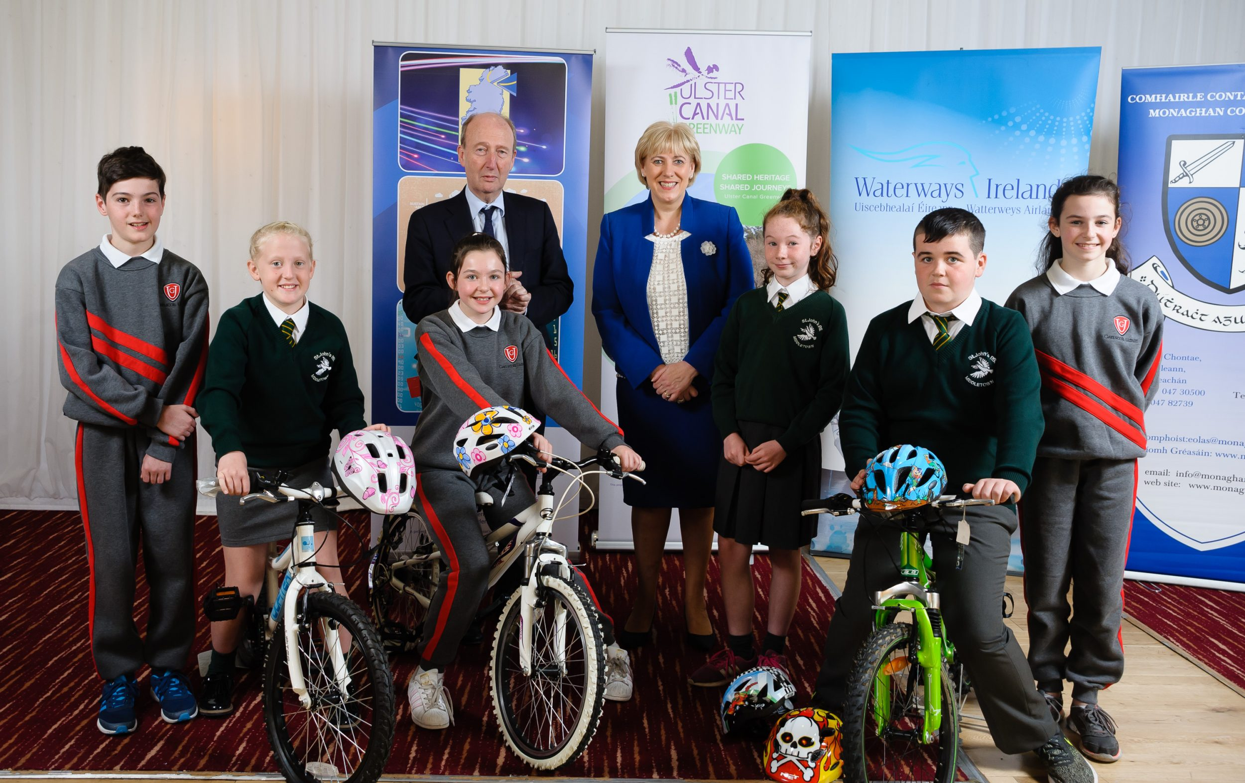 Launch of Ulster Canal Greenway